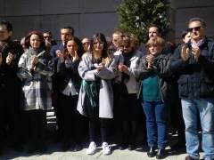 La madre de los niños de Getafe dice que el presunto parricida no tenía motivos para matarlos