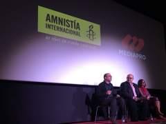 """Amnistía Internacional: """"España está mejor ahora que hace cuarenta años, pero peor que hace diez"""""""
