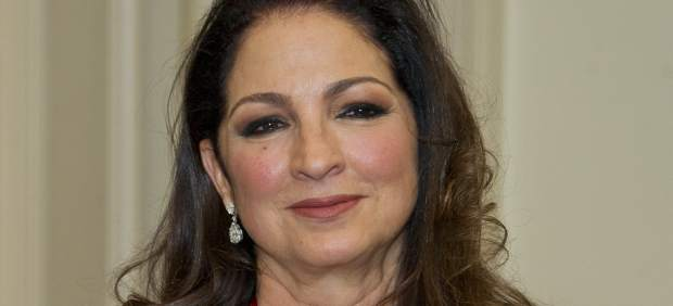 Gloria Estefan en los premios Kennedy Center Honors