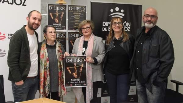 Presentación de la II Muestra Nacional de Teatro Infantil de Montijo
