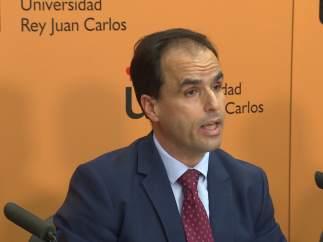 El rector de la URJC