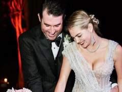 Kate Upton publica las fotos de su boda