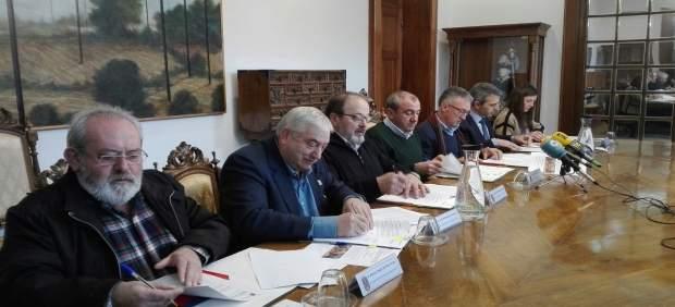 Diputación de Lugo y ayuntamientos suscriben el protocolo para impulsar las residencias y ...