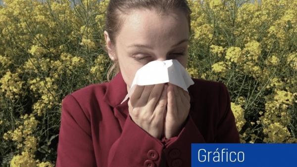Efectos de la alergia