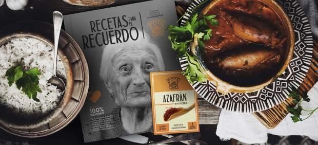 'Recetas para el Recuerdo', un libro de cocina para concienciar sobre la memoria y el alzhéimer