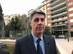 El president del PP català, Xavier García Albiol.