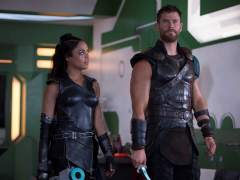 Tessa Thompson repetirá junto a Chris Hemsworth en 'Men in Black'