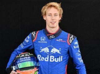 Brendon Hartley (Toro Rosso)