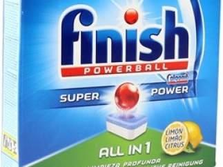 Finish powerball todo en uno limón