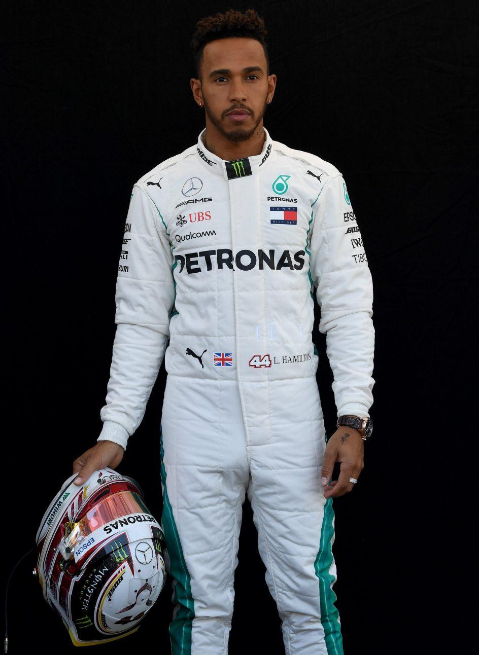 Lewis Hamilton (Mercedes).