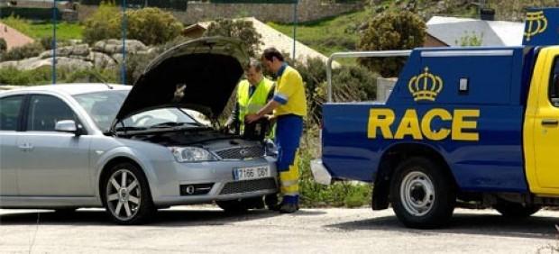 Grúa y asistencia en carretera