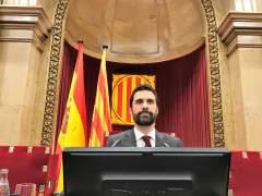 Investidura en el Parlament de Turull | Directo: La CUP decide si apoya o no a Turull