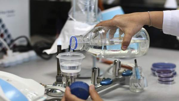 Análisis de calidad del agua de Sevilla