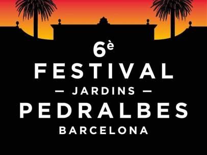 Cartel del Festival Jardins de Pedralbes.