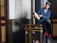 El circo vuelve a la ciudad con 'Maestre Fufo Cinconcherto'