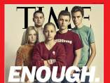 Portada de la revista 'Time' para el próximo 2 de abril de 2018.