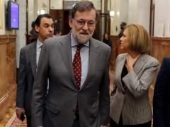 Rajoy afronta el miércoles su primera sesión de control presionado por la moción