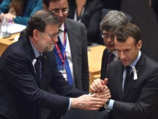 Rajoy se adelanta a Montoro y anuncia que España cumplió la meta de déficit en 2017: el agujero fue del 3,07%
