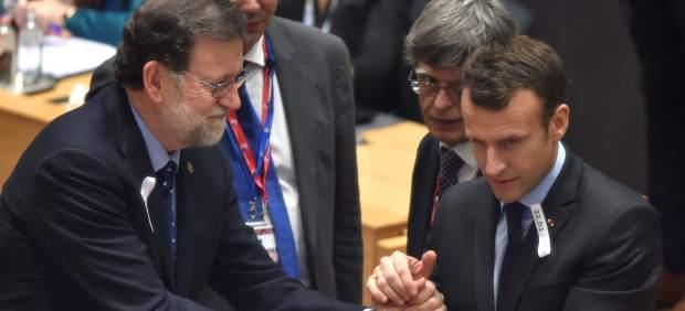 Rajoy se adelanta a Montoro y anuncia que España cumplió la meta de déficit en 2017: el agujero ...
