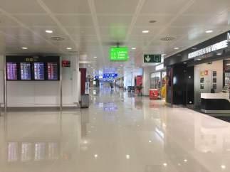 Módulo A del aeropuerto de Palma