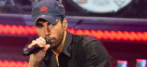 El cantante Enrique Iglesias en una imagen de archivo.