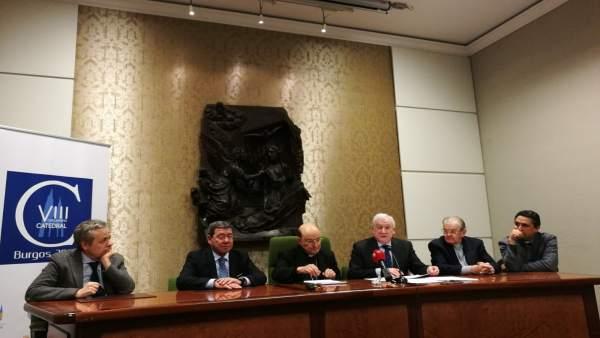 Reunión de la comisión, 22-3-18