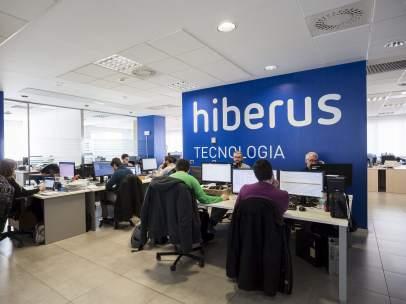 Sede de Hiberus Tecnología.