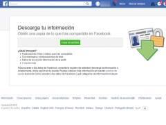Descubre qué sabe Facebook de ti y qué empresas tienen tu información