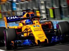 Alonso, octavo en los libres del GP de Australia