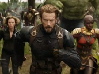 ¿Cuál es tu personaje favorito de Vengadores: Infinity War?