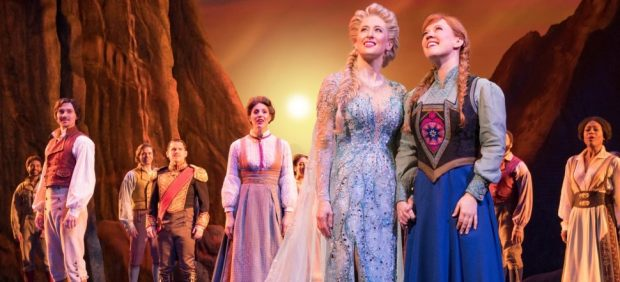 El musical de 'Frozen' ya ha llegado a Broadway