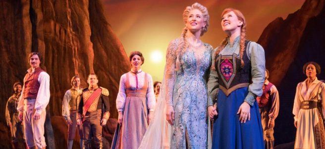 'Frozen: El Musical'
