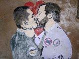 Beso político