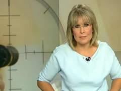 María Rey Abandona Antena 3 Noticias