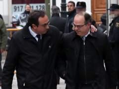 El juez envía a prisión a Turull, Forcadell, Romeva, Rull y Bassa