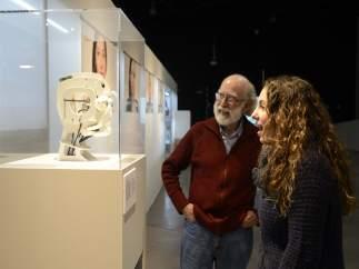 Exposición sobre robots en el Parque de las Ciencias
