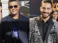 Maluma se burla de Alejandro Sanz en Instagram y él le responde con un elegante zasca