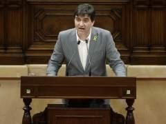 """Sabriá (ERC): """"El estado español nos escupe en la cara"""""""