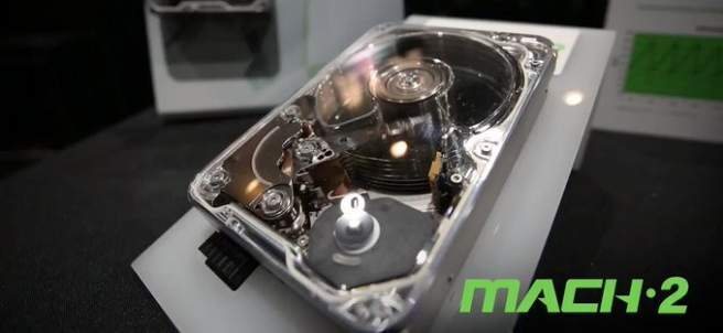 Disco duro Mach.2