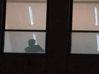 Puigdemont, tras su detención en noviembre.