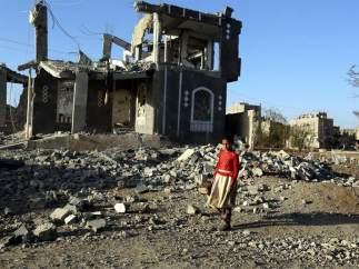Intervención saudí en Yemen