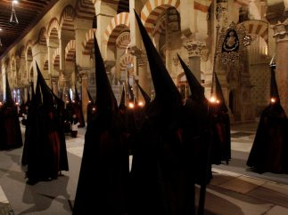 Penitencia en la Mezquita de Córdoba