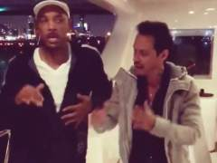Marc Anthony y Will Smith