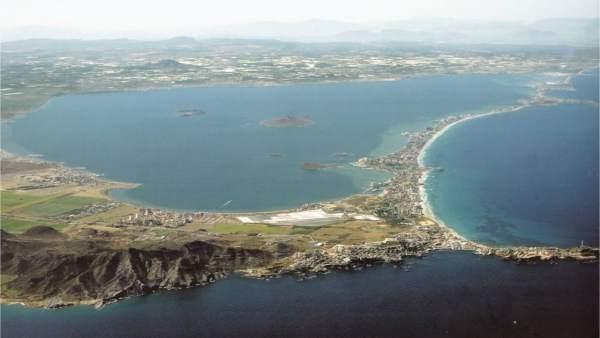 Vista del Mar Menor