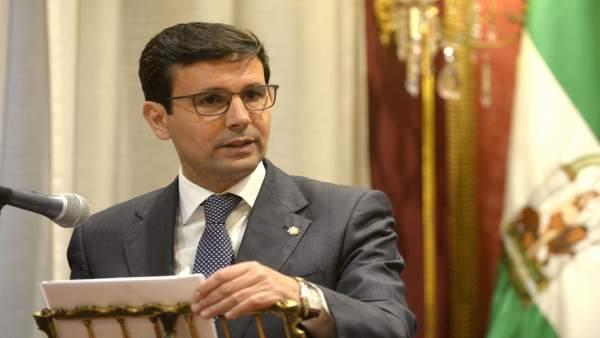 El alcalde, Francisco Cuenca