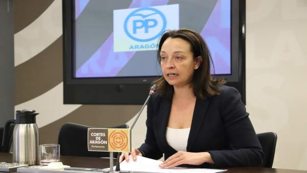 Carmen Susín, diputada del PP