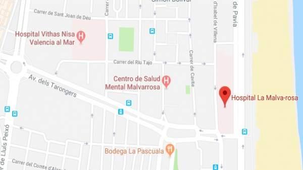 Un motorista mor després d'un accident amb un vehicle que ha fugit a València