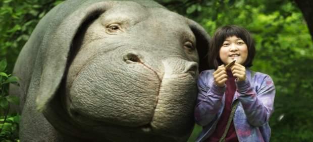 Okja, película original de Netflix