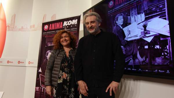 Presentación de Animakon, este lunes en Bilbao