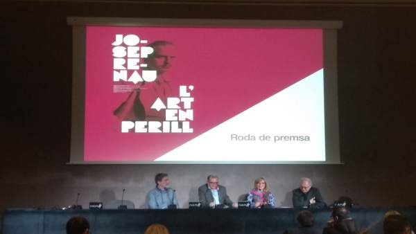 Josep Renau. El arte en peligro'